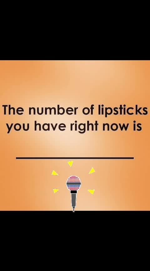 Hey Girls what is your favourite colour? Mention the shade name #lipstick 💄 #lipsticklove  #lipstickloversworldwide #lipsticklover💋 #dailypost  #newpostalert  #fashionblogger  #fashion  #fashionista #girlstalk  #girlstalkinbout #girlslipstick #lookgoodfeelgood #lookgoodfeelgoodchannel #fashionquotientchannel #fashionquotient  #followmeonroposo