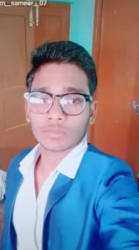 mujhe ko huei na khabar #rops-star #like-it #likeindia #follwe #for-me #gyes