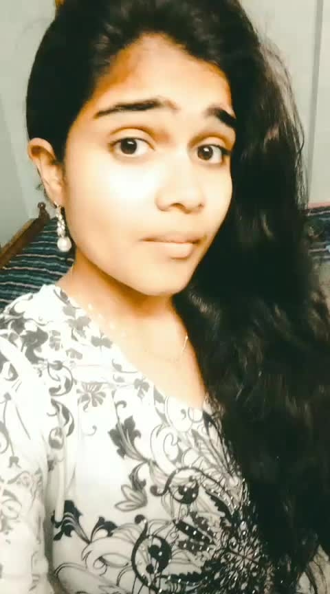Kallathoo .. #keerthysuresh #nani #nenulocal #movie #telugu #acting #expressions #lipsync #featureme #featurethisvideo #dramebaaz #roposostar #roposo