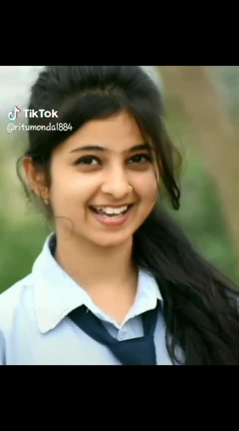 What a smile follow me 👆#style-owes-smile #love #tik-tok #cutness