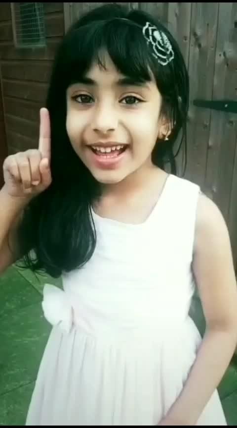 Anthenaa 😍☕❤ #bommarillu #lipsync #roposostar #roposotv #roposoness #roposo-telugu #laasya #littlegirl #girlslikeyou