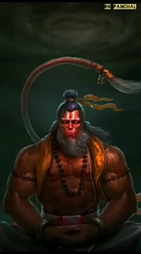 #🙏Jai Shri Ram🕉 😇 #Hanuman Prakat Utsav ki Hardik Shubhkamnaye #roposobhakti  #roposopwishes  # All roposo channel