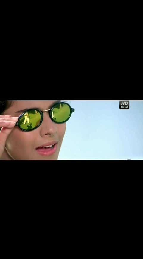 Baazigar Mai Baazigar dilwalon ka Mai dilbar chupke se aankho k raste  Shah Rukh Khan Kajol Kajol shahruk Khan romance King