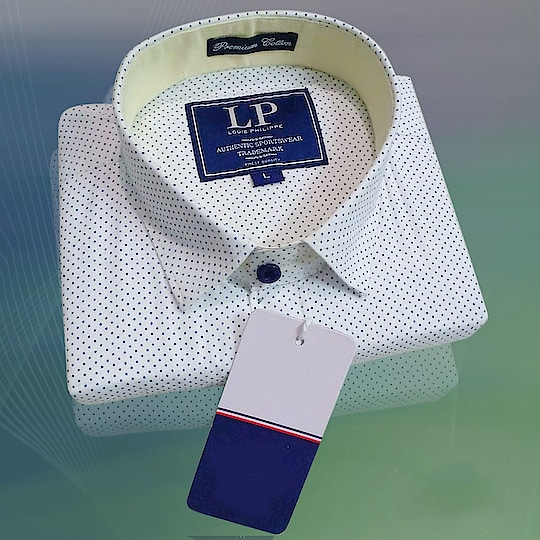 Boundary creates a Shirt for Men's.This Shirt is made up of 100% cotton and is easy to wash. It's a Casual Wear as well as Casual Wear Shirt.