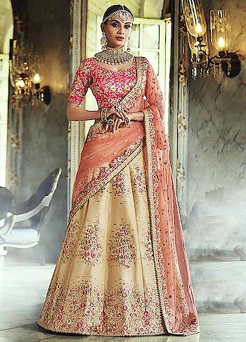 Make your bridal fairytale comes to reality in this statement with this #attractive #yellow and #peach #partywear #lehengacholi avaialble at @https://www.manndola.com/attractive-yellow-and-peach-party-wear-lehenga-choli  Attractive Yellow and Peach Lehenga Choli.This attire is beautifully crafted with Embroidery. This Wedding and Party Wear Lehenga Choli comes with Blouse, Hand loom fabric Lehenga and Net Dupatta.This beautiful attire is apt for the wedding functions . The lovely combination will let you grab the attention and lots of compliments.  Grab Flat 50% OFF. And also get free shipping on all orders above $299 !!  #newarrivals #newlaunch #partywear #anarkali #net #shoponlinenow #embroidery #eveningwear #reception #wedding #handloomsilk #style #photography #instamood #instaupload #fashion #indianfashion #ethnic #usa #india #canada #australia #dubai #uae #mauritius #london #uk #netherlands #paris #shoponline