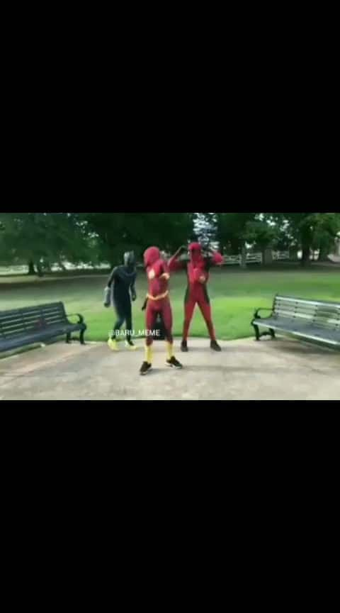 Avengers endgame leaked footage 📹 #marvel  #avengers  #superheros #spiderman #justforfun #comedy