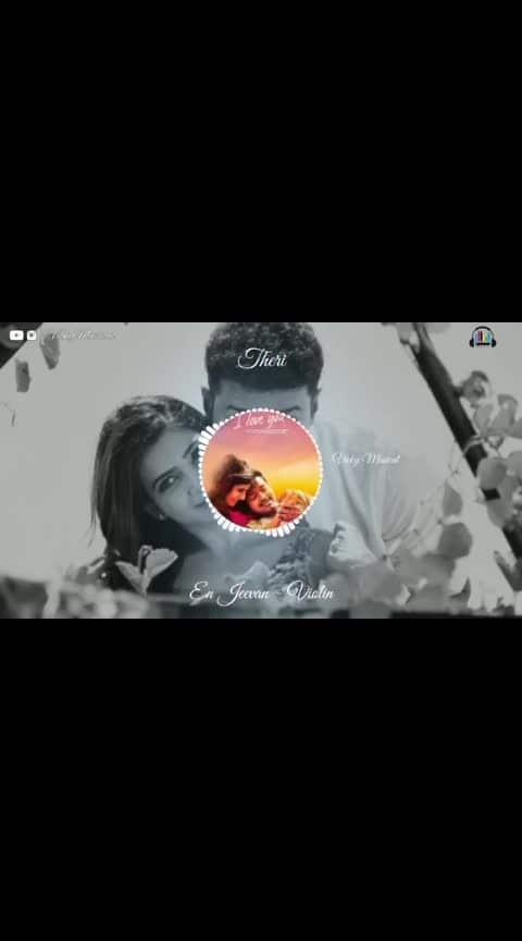 #theri #vijay  #samantha