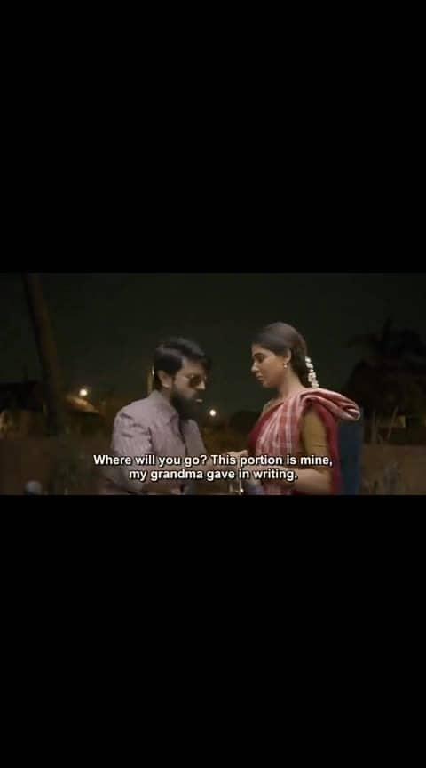 #best-love_scene #ram_charan #samantha #rangasthalam #best_whatsap_status