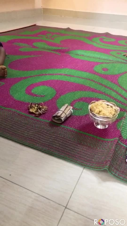 ma mamaya koduku annaprasanaa❤️❤️❤️ #roposostar  #tradition