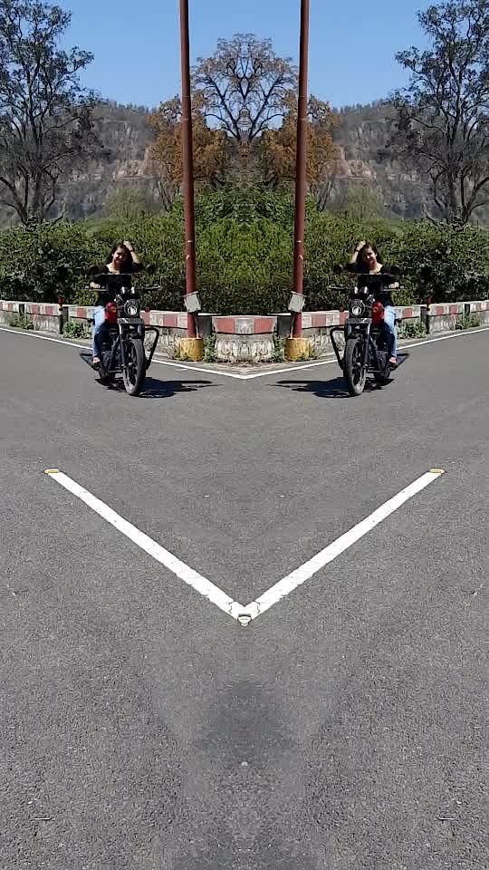 Bike #roposo @roposotalks @roposocontests