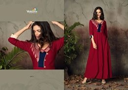 MAHIKAA COLLECTIONS LAUNCHES online selling of WOMEN FABRICS. Please click on picture or our online link below or BUY DIRECTLY FROM US USING PAYTM / BANK TRANSFER CONNECT WITH US AT info@mahikaa.in or whatsapp : 7984456745  Long Designer Kurti Fabric Rayon.. Price -1499/-+$ Size- L, XL, XXL  #business #innovation #sales #health #fintech #amazon #mondaymotivation #wellness #news #engineering #banking #newyork #smartcities #gifts #credit #fridayfeeling #r #emotionalintelligence #protection #cash #engineers #publishing #electronics #reviews #writers #howto #contest #festive
