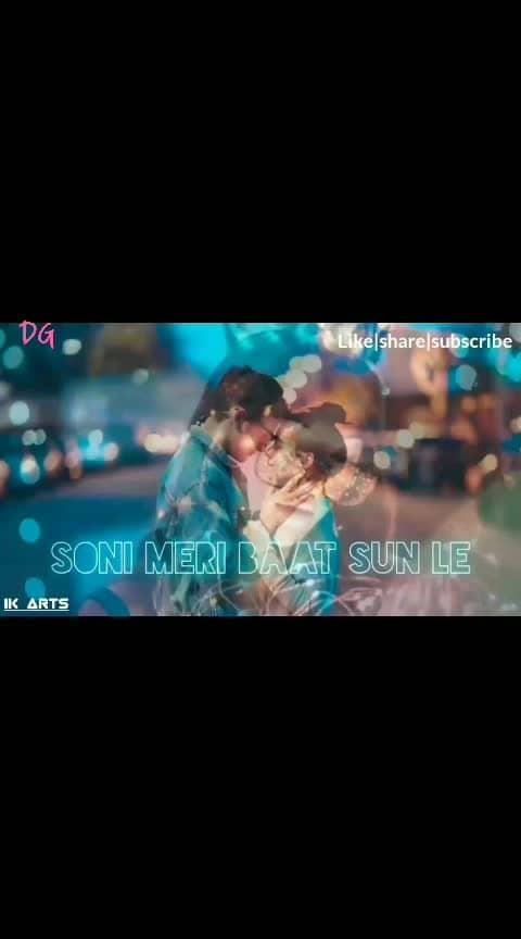 ♥️Soni meri baat sun le........♥️ #roposo  #aurangabad  #love  #pune  #roposo-beats  #aurangabad_city #roposo-lovestatus