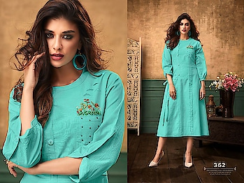 Designer Party-wear Indo-Western Fancy Kurtis...🎀 Price:- 1199/- Size available 👉 M(38),L(40),XL(42),XXL(44) To Order Whats-app us (+91) 8097 909 000 😊 * * * * #kurtis #kurti #onlineshop #onlinekurtis #kurtisonline #dress #indowestern #ethnicwear #gowns #fashion #printed #printedtops #ethnic #womenwear #style #stylish #love #socialenvy #beauty #beautiful #onlineshopping