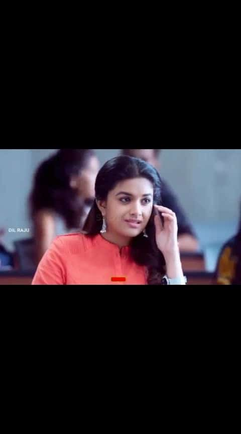 Love propose scene #nenulocal #nani #keerthysuresh