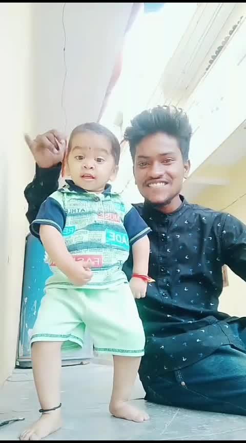 Talaiva Dance😎😎 #beats #southindians #beatschannel #desi-dance #cute-baby #babydance @roposocontests @roposotutorial @roposobusiness