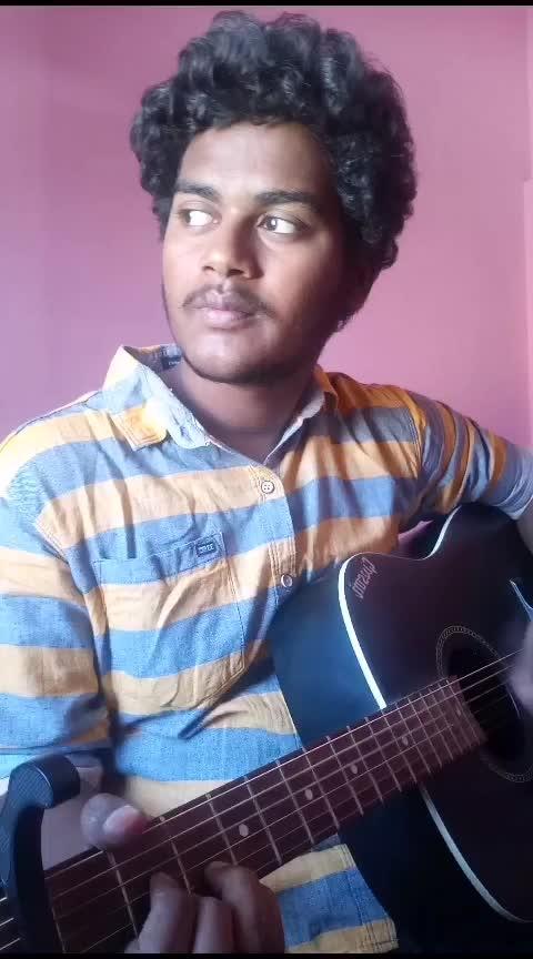 #visiri  #edhuvarai #dhanush #love #guitar #meghaakash #singer #roposo-tamil #trending #wow #beats #stars #risingstar
