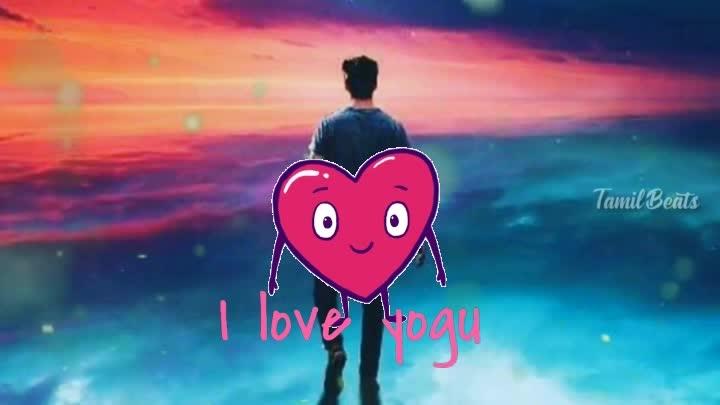 I love yogu #iloveyou
