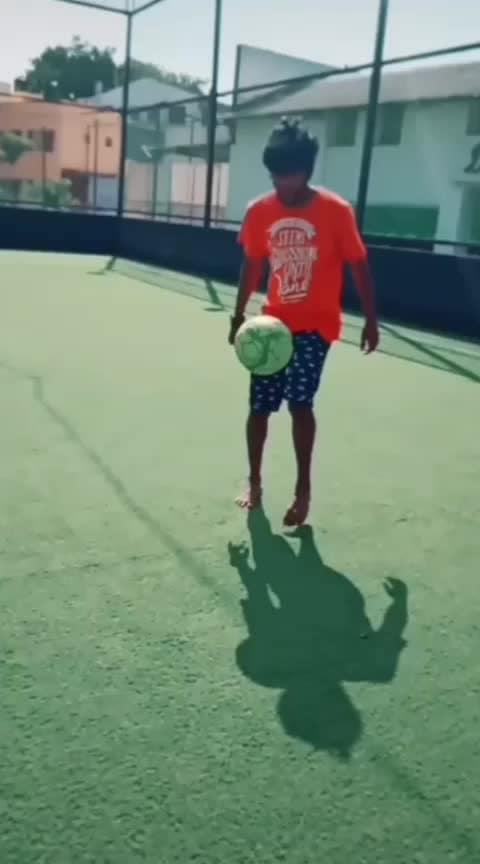 #footballlover #bloopers 😁👶 #gopop