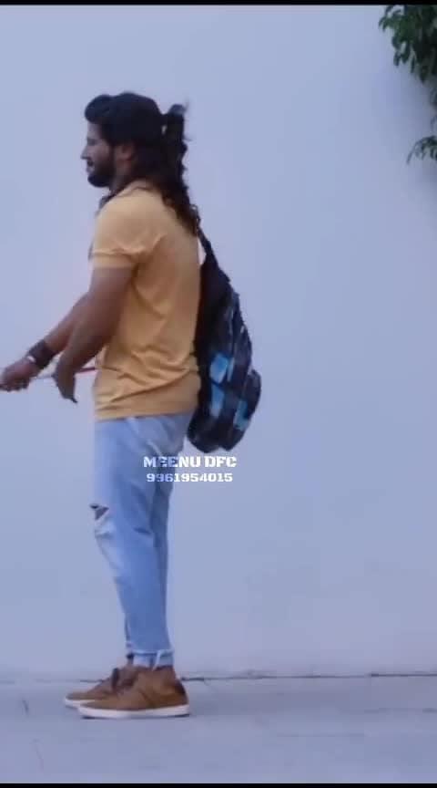 എന്നിലേയ്ക്ക് മാത്രം ഒഴുകുന്ന നിന്റെ കണ്ണുകളിലാണ് .... എന്റെ ലോകം  #dqsalmaan #filimistaan #loveness