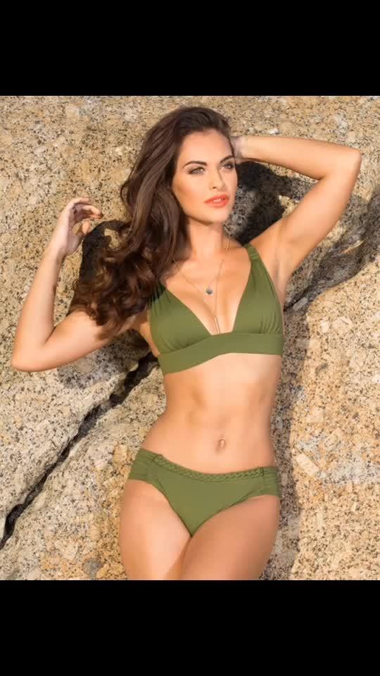 SS19 Ani Ani 💚💚 .  #beachwear #southafrica #body #bikini #campaign #model
