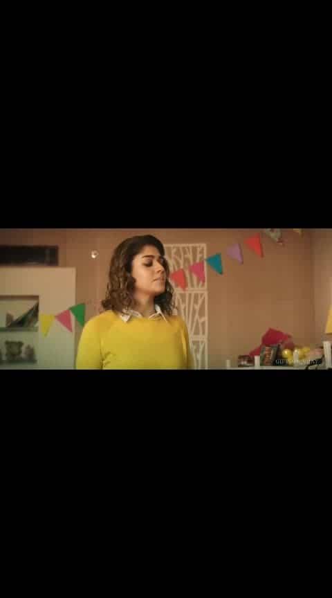 #nayanthara  shows his attitude in #anjalicbi   action movie