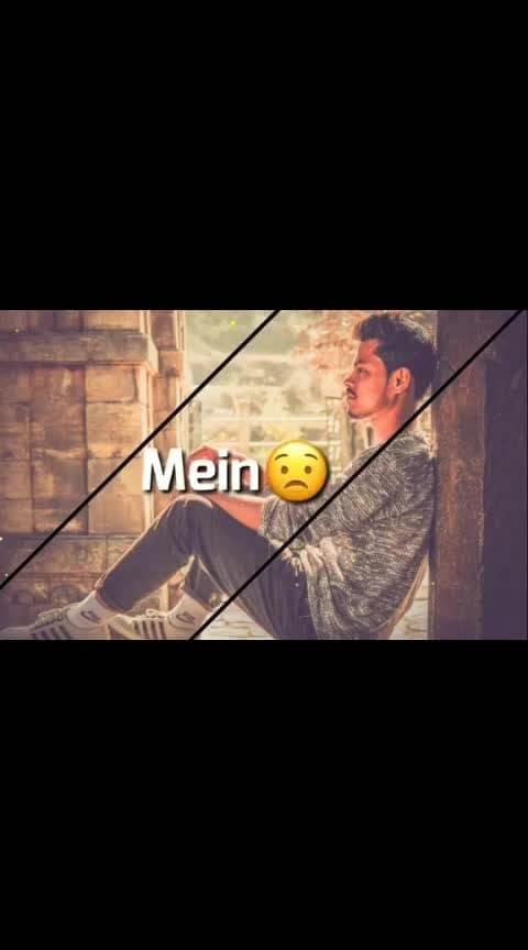 #jab thume akele me meri Yaad ayegi #vikramsquad #like #follow