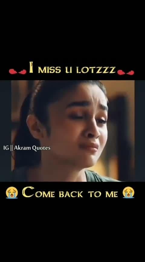 #missing #lovestories #aliabhatt #aliabhattlovers #aliabhattlook #ropo-love #roposo-bollywood #love-hindi #missu #cinema #whatsapp-status #new-whatsapp-status #trendeing #roposo-love-friends