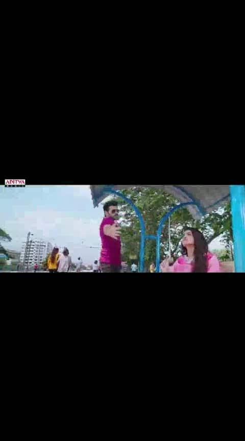 #ram #anupamaparameswaran #unnadiokatezindagi #lovesong #videoclip