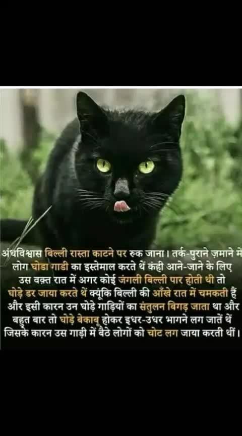 #superstitious