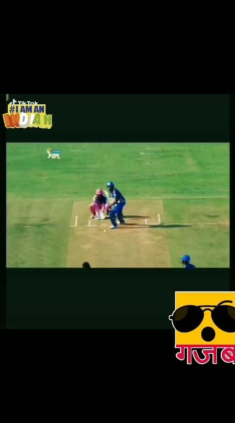 #gajab ka batsman