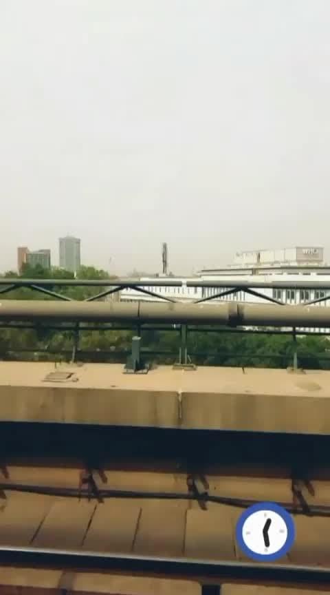 #ilahi #ranbirkapoor #yejawanihaindeewani #safar #metro #timelapse
