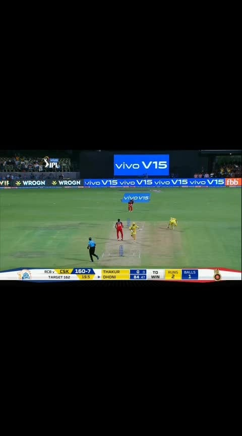 #rcb  #csk  #dhoni-csk  #finally  #rcbwin  #whatamatch  #superbowl  #sportstvchannel  #starsports