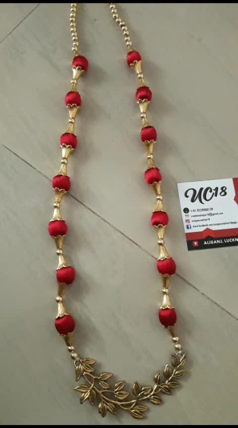 order WhatsApp no.9559900139 #handmadejewelry#onlineshoppersguide #silkthreadbangles #silkthreadjewellery #flowerjewerllery#flowers #haldimehandi#shoppong#indianhandmadejewerllery#ropososhoot #ropso-love #roposojewels #Handmade#roposobazaar #ropososellernetwork
