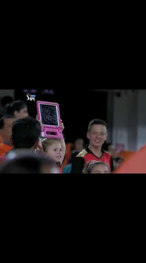 #srh #srhfan #warner #cricket
