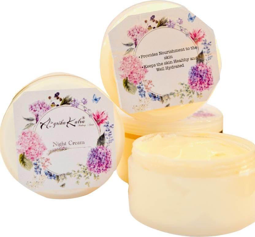 Agrika Kalra Night Cream_03  (50 g)  Application Area: Body For Men & Women Night Cream For All Skin Types Cream Form  https://bit.ly/2vhDMQg
