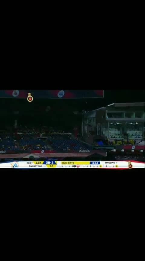 M39: RCB vs CSK – Match Highlights #roposo-sport #sportstv #ropososports #cricket #rcb #csk #rcbvscsk #dhoni #kohili