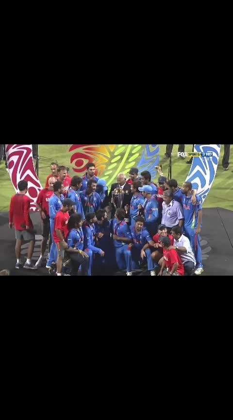 #cricket #india #worldcup #relivememories #wc2011final