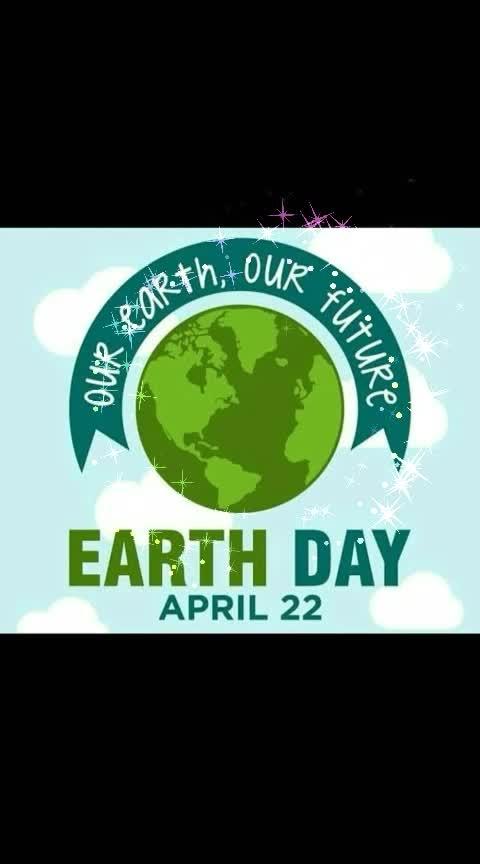 Save environment #worldearthday
