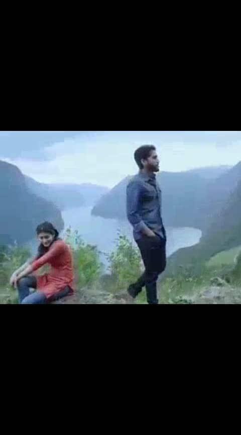#nagachaitanya #sruthihassan #premam #lovesong #videoclip #whatsapp-status