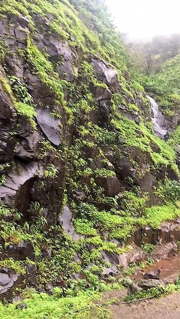 #weather #beautiful_nature #waterfalls #lonavaladiaries #roposo #roposolove