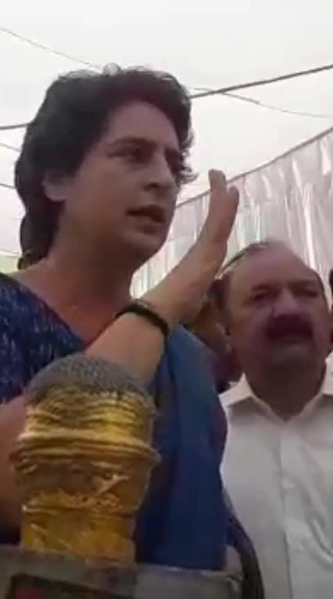 #priyankagandhi #loksabhaelections2019