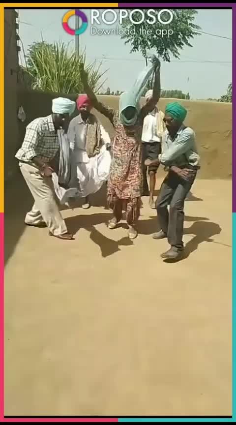 #roposohaha #ropo-ropo #ropobangra #viralvideo #1millions #villager #pindawalejatt