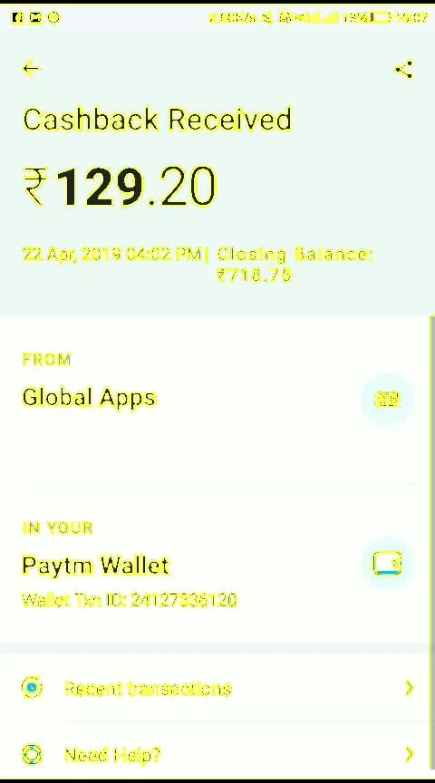 💰💰🏆🏆 Ab tk ka sabse jyada paise dene wala application Realone aa gya hai worldwide plan 500 daily Paytm cash https://play.google.com/store/apps/details?id=com.mobi.realone.app&referrer=123180