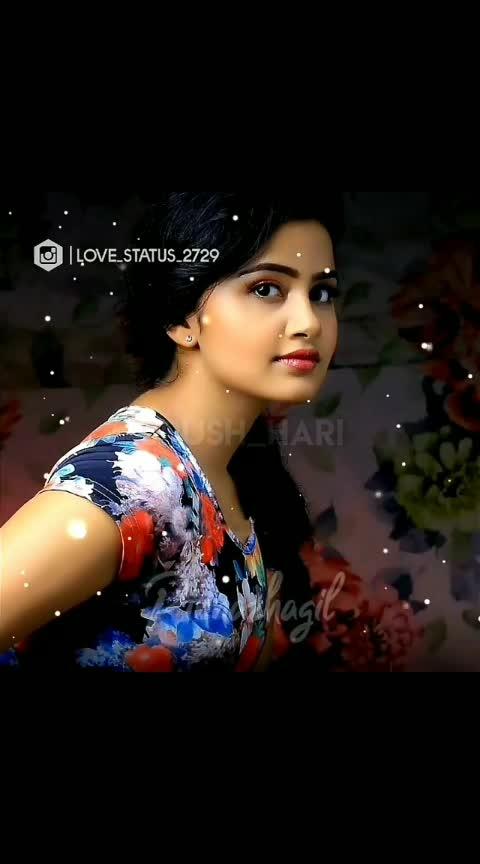 #tamilsong #tamil #roposo-tamil #tamilsongsofficial #tamilsonglover  #anupamaparameswaran #watsappstatus #roposo-lover #haha