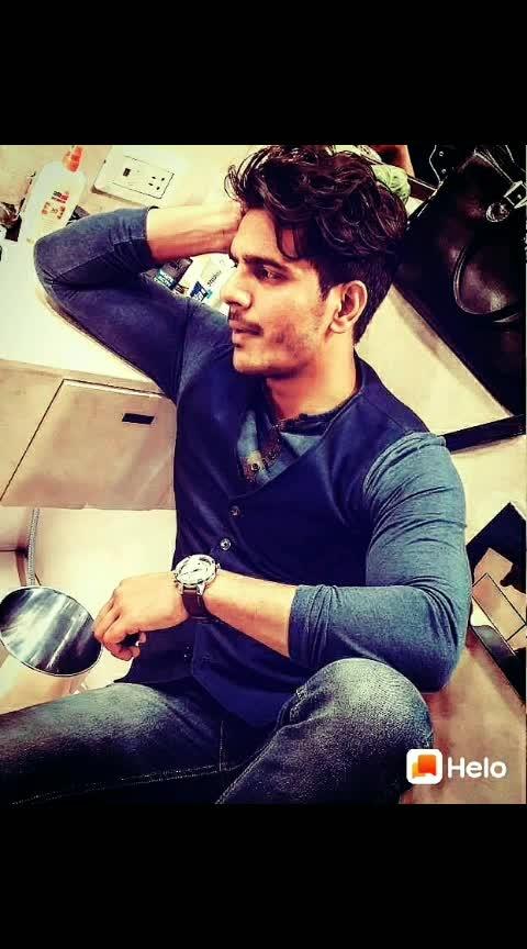 #photoshoot #actor #kabeerkhan #handsome_hunks #smartness #sexy-look #hotboys #roposo-star #chandigarhblogger #mumbai #tv #actorslife