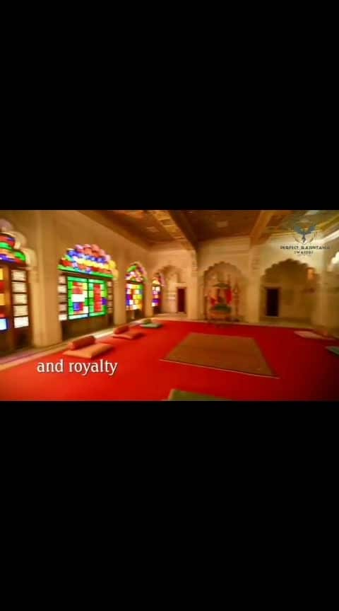 royalty of Rajasthan..... 🚩🚩🚩🙏🙏❤✌#rajasthandiaries #royal_status