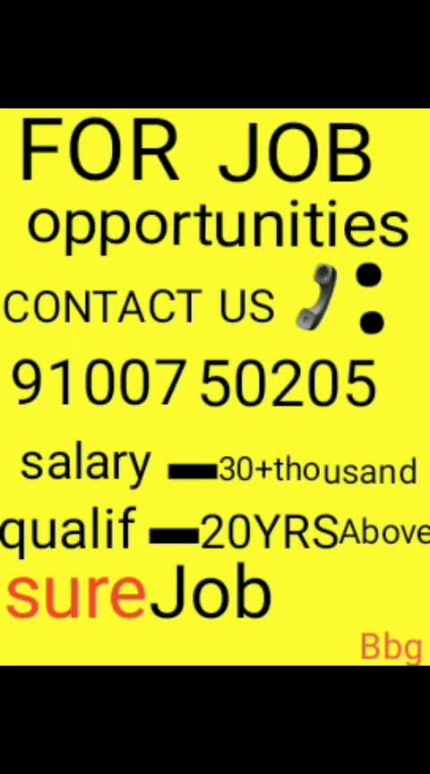 THIS IS FROM BUILDING BLOCKS GROUP(MNC). ITS AIM IS TO SPREAD JOB OPPORTUNITIES TO ALL PEOPLE. GET A OPPUTUNITY AND CHANGE YOUR LIFE..