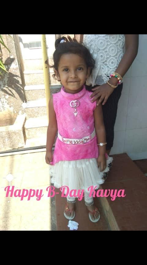 kavya B-Day