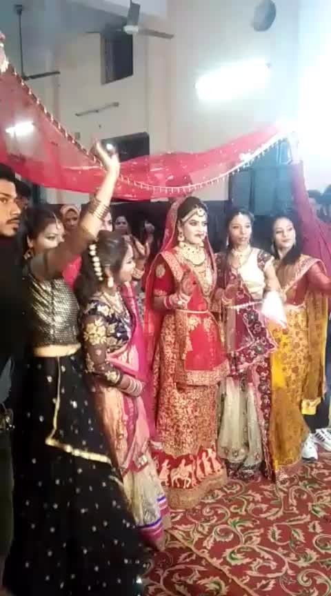 hahhaha my wedding dance #weddingthing #wedddings #wedding-bride #roposo