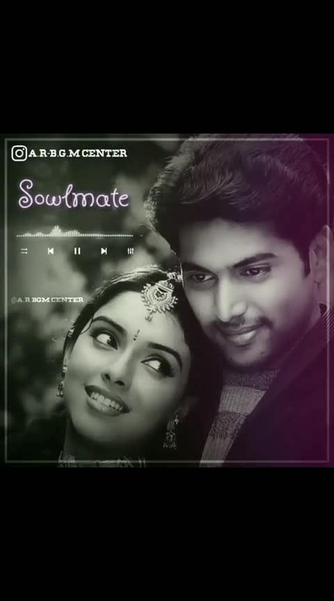 #mkumaransonofmahalakshmi #jayamravi #asin-rahul #jayamravihits #soulmate